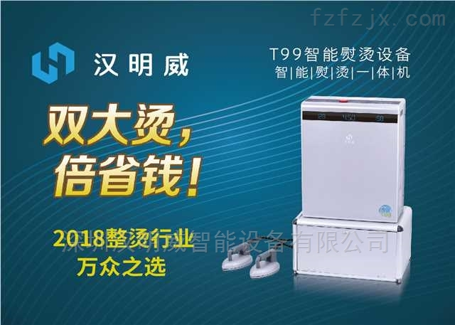汉明威服装节能蒸汽锅炉熨斗熨霸T99熨烫机