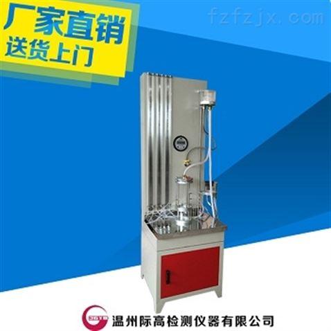 电动式土工合成材料淤堵试验仪梯度比渗透仪