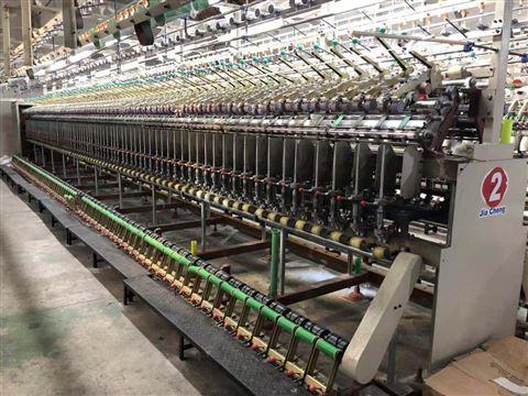 花式纱纺织设备花捻机圈圈纱