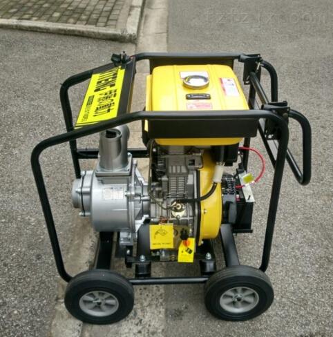 江苏4寸柴油机自吸泵