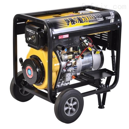 野外柴油发电电焊机价格